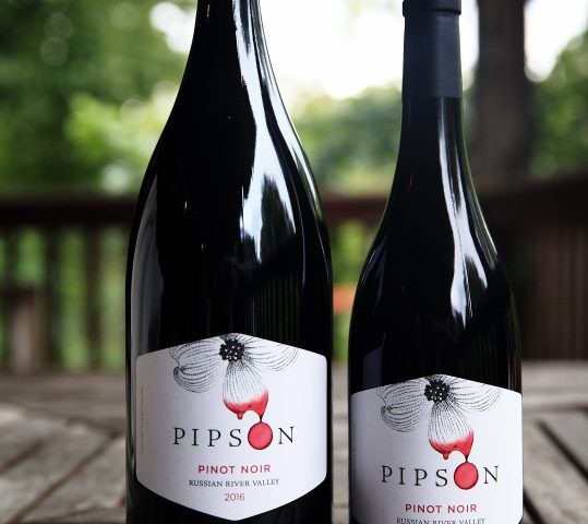 Pipson Cellars 2018 Fall Release